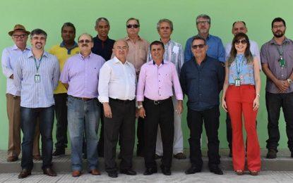 FAEPI promove reunião com presidentes dos sindicatos rurais