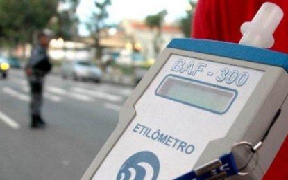 Detran do Piauí entrega etilômetros à Policia Militar
