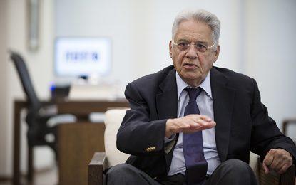 Lula não é preso político, é político preso, diz Fernando Henrique Cardoso