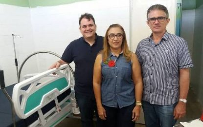 Prefeita de Guadalupe faz mudanças em seu secretariado, na saúde sai Eduardo e entra Paulo Rocha