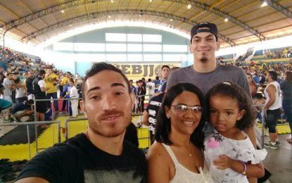 Guadalupenses vencem na 1ª etapa da Copa Norte e Nordeste de Jiu-jitsu