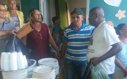 Famílias assistidas pelo CRAS de Jerumenha são beneficiadas com cestas do PPA