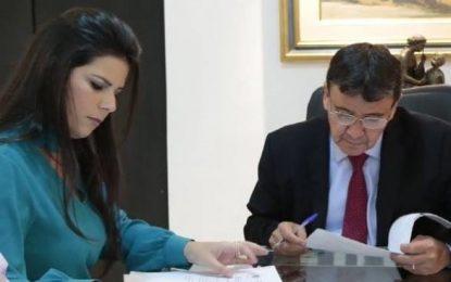 Prefeita Aldara se reúne com W. Dias e pede mais segurança para Jerumenha