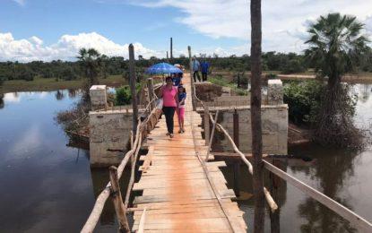 Obra avaliada em um milhão de reais está há 09 anos parada no Piauí