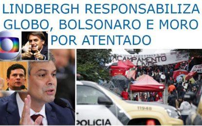 """Homem gritou """"Bolsonaro"""" ao atirar contra acampamento do PT"""