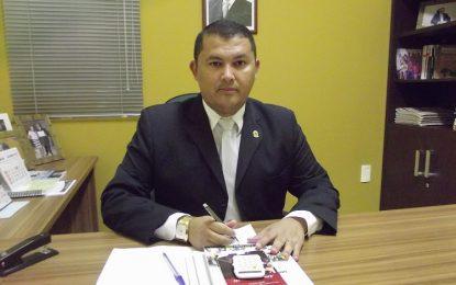 Vereador Adão voltou a criticar a situação da PI-135 entre Guadalupe e Jerumenha