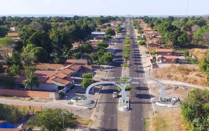 Prefeitura de Guadalupe vai licitar asfalto para concluir obra da Av. Manoel Ribeiro