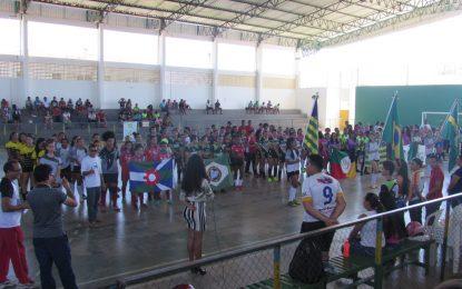 Definido calendário da Copa de Futsal Feminino de Floriano