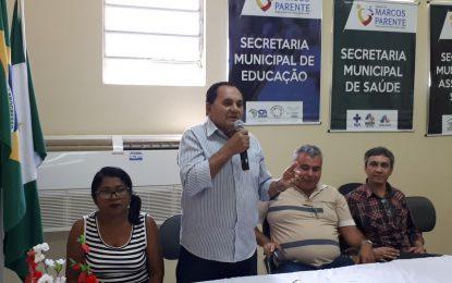 Gestão de Marcos Parente realiza audiência pública para avaliação de metas fiscais
