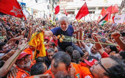 STJ envia pedido de liberdade de Lula para apreciação pelo STF