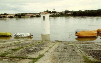 Nível do Rio Parnaíba deixa Floriano em estado de atenção