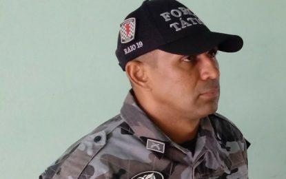 Capitão Lucenildo assume o comando da Polícia Militar de Guadalupe