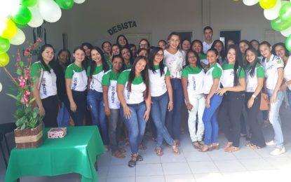 Alunos do Etec Subsequente realizam ações voltadas ao público da melhor idade no CCI de Guadalupe