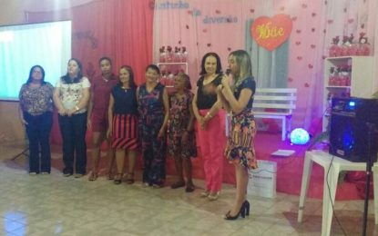 Assistência Social de Marcos Parente homenageia as mães do SCFV