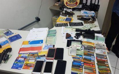 PF prende ciganos e vereador que fraudavam benefícios do INSS no PI