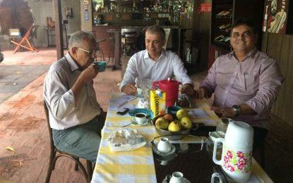 Dr. Pessoa dá ultimato para JVC decidir futuro político nas eleições