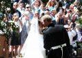 Príncipe Harry e Meghan Markle se casam no Castelo de Windsor