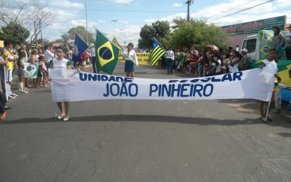 Escola de Guadalupe participará da V Conferência Nacional Infanto-juvenil