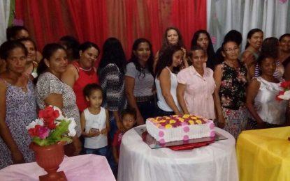Assistência Social de Bertolínia promove festa para as mães do SCFV
