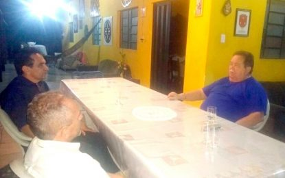 Ex-prefeito de José de Freitas deve apoiar Elizeu Aguiar ao Senado