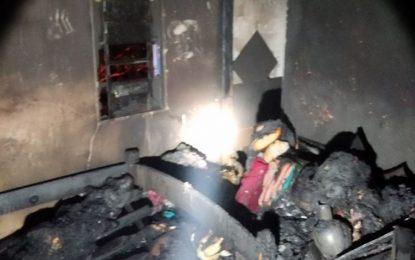 Mulher morre em incêndio de igreja da Assembleia de Deus