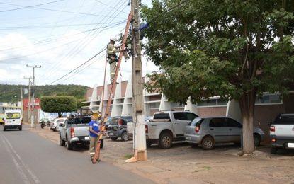 Eletrobras suspende fornecimento de energia da Prefeitura de Picos