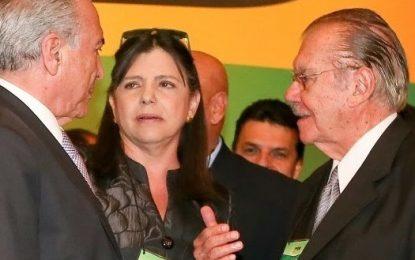Roseana Sarney anuncia sua candidatura no Maranhão