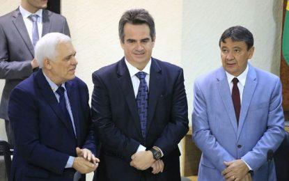 Ciro apoia Themístocles Filho para vice na chapa de Wellington Dias
