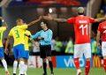 Seleção brasileira estreia na Rússia empatando com Suíça