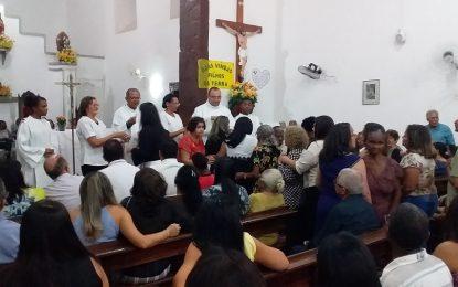 Missa e show de padre Jardel e Banda Fides animam os festejos de Jerumenha