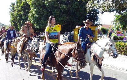 Dia do vaqueiro é comemorado com missa e cavalgada em Jerumenha