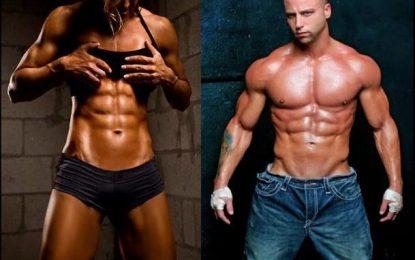Hipertrofia muscular ou definição muscular? Qual a diferença?