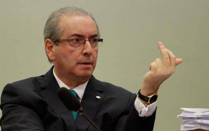 Ministro do STF manda soltar Eduardo Cunha