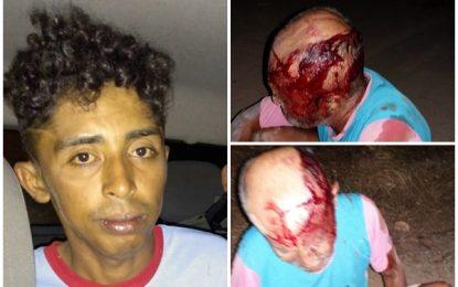 Após discussão e briga, idoso sofre tentativa de homicídio em Guadalupe