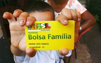 Mais de 30 mil famílias podem ter o Bolsa Família suspenso no Piauí