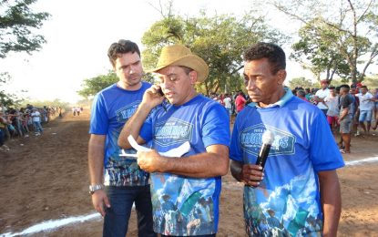Corridas de Prado em Marcos Parente distribui seis mil em premiação