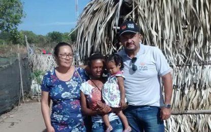 """ONG Tony Marcos lança em Guadalupe a campanha """"S.O.S Lar para Valéria"""""""