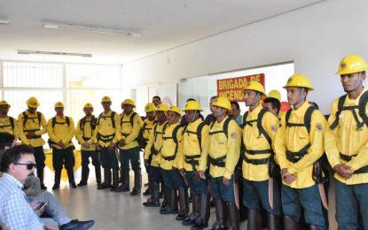 Brigada de Incêndio é instalada em Floriano