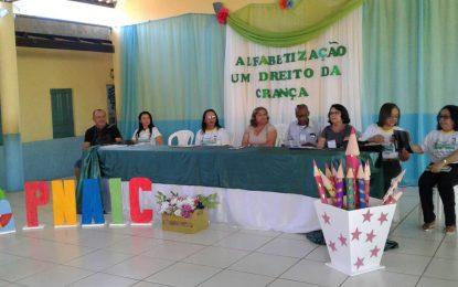 Prefeitura de Marcos Parente realiza o V Seminário Municipal do PNAIC