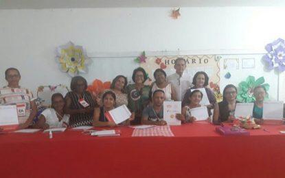 Marcos Parente promove capacitação para professores do EJA