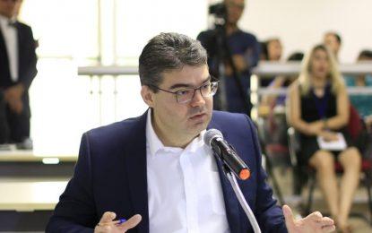 Luciano afirma que relatório sobre dados financeiros do Estado não merecem crédito