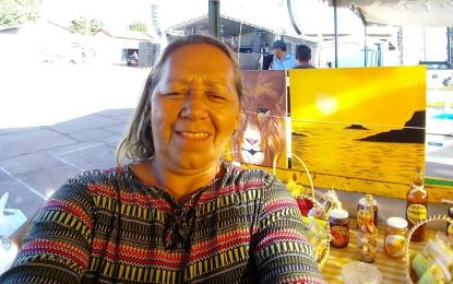 Stand de Jerumenha participa da II Festa da Banana no Maranhão
