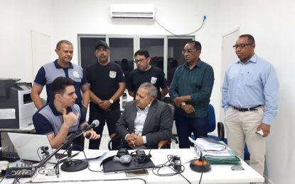 Penitenciária de Floriano passa a monitorar presos com tornozeleiras eletrônicas