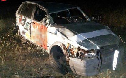 Jovem morre ao capotar veículo de empresa no Sul do Piauí