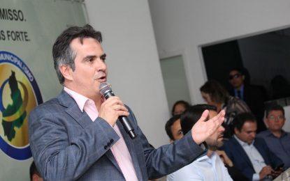 Ciro garante mais investimento em saúde na região dos cerrados piauienses