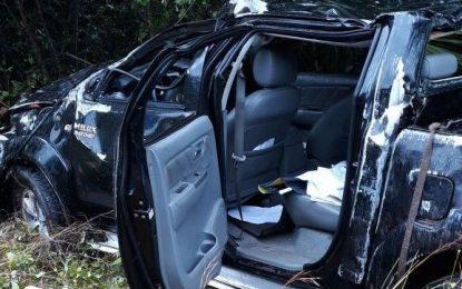 Advogado morre em grave acidente de carro na BR-343 em Campo Maior