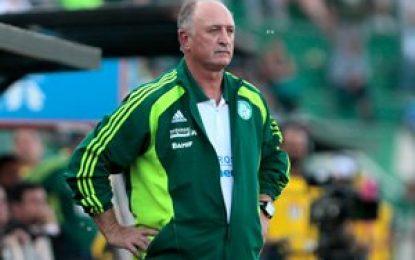 Palmeiras anuncia Luiz Felipe Scolari como novo técnico