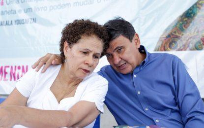 Wellington Dias quer Regina Sousa na vice e desperta ira do MDB