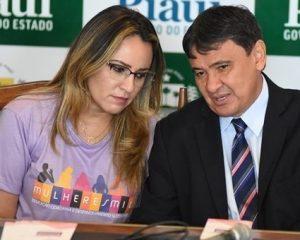 Ex-assessores de Rejane Dias faturaram milhões em contratos com a Seduc
