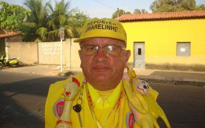 Repórter Amarelinho tem a casa arrombada e pertences roubados